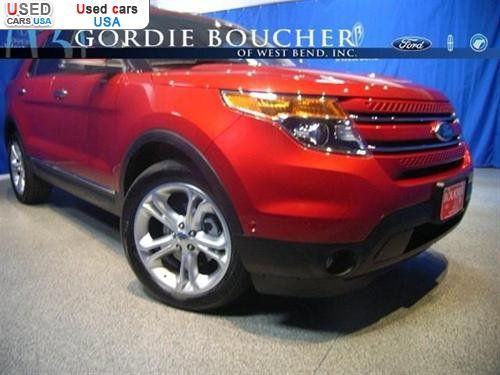 for sale 2011 passenger car ford explorer limited west bend insurance rate quote price 49730. Black Bedroom Furniture Sets. Home Design Ideas