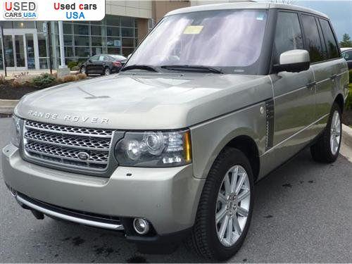 For Sale 2010 Range Rover Sc Clarksville Insurance Rate