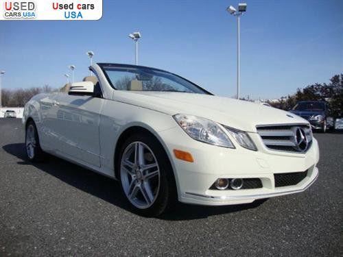 For sale 2011 passenger car mercedes e 2011 mercedes benz for Mercedes benz of lancaster