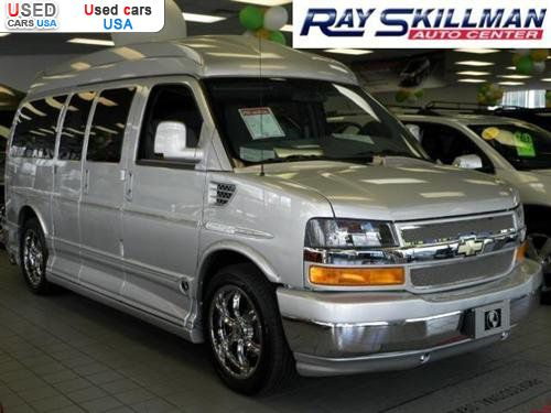 Ray Skillman Chevy >> For Sale 2010 bus/minibus Chevrolet Express Cargo Van 4LT ...