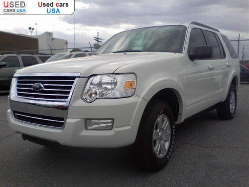 Car Market in USA - For Sale 2010  Ford Explorer XLT