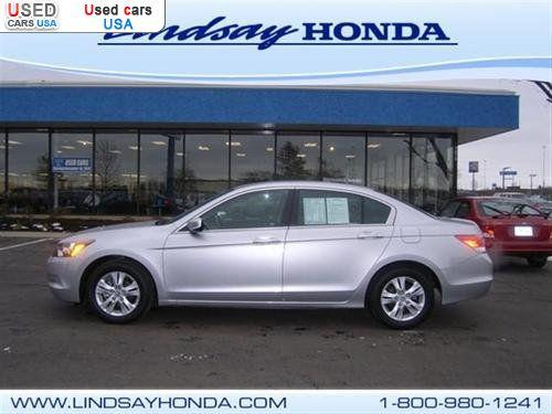For Sale 2010 Passenger Car Honda Accord Sedan Lx P