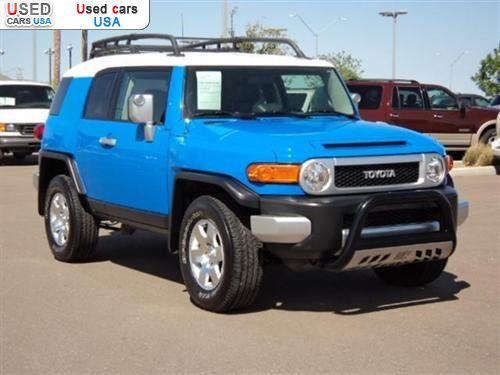 Sands Chevrolet Surprise >> For Sale 2007 passenger car Toyota FJ Cruiser, Surprise, insurance rate quote, price 24525 ...