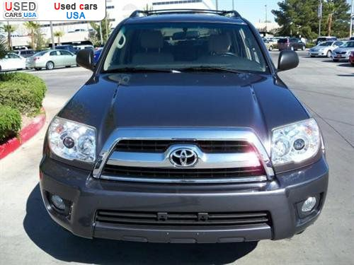 for sale 2008 passenger car toyota 4runner sr5 las vegas insurance rate quote price 24993. Black Bedroom Furniture Sets. Home Design Ideas