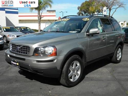 for sale 2007 passenger car volvo xc90 i6 torrance insurance rate quote price 24992 used cars. Black Bedroom Furniture Sets. Home Design Ideas