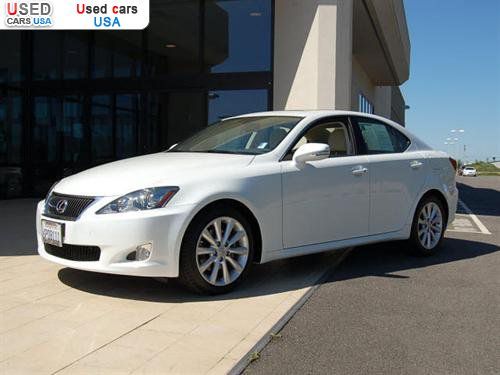 for sale 2010 passenger car lexus is 250 250 modesto. Black Bedroom Furniture Sets. Home Design Ideas