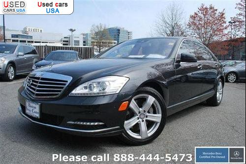 For sale 2011 passenger car mercedes s 2011 mercedes benz for Mercedes benz arlington service center