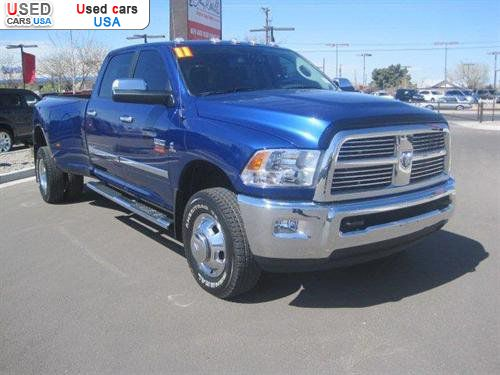 Jeep Certified Pre Owned >> For Sale 2011 Laramie Dually 4x4, Albuquerque, insurance rate quote, price 53950$. Used cars.