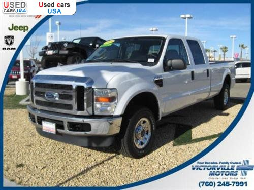 For Sale 2008 Passenger Car Ford F 250 Super Duty