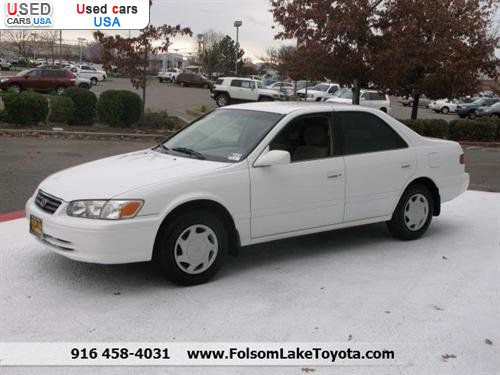 for sale 2000 passenger car toyota camry le folsom insurance rate quote price 10988 used cars. Black Bedroom Furniture Sets. Home Design Ideas