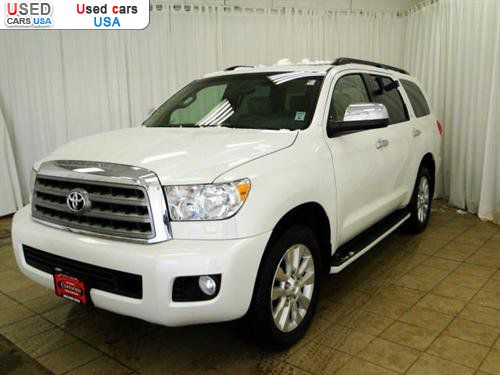 for sale 2011 passenger car toyota sequoia platinum inver. Black Bedroom Furniture Sets. Home Design Ideas