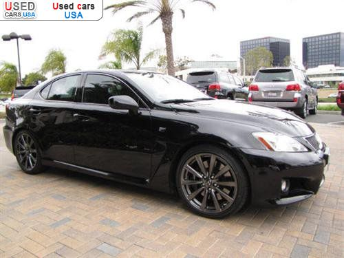 for sale 2008 passenger car lexus is f newport beach insurance rate quote price 48995 used. Black Bedroom Furniture Sets. Home Design Ideas