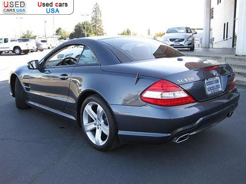 For Sale 2009 Passenger Car Mercedes Sl 2009 Mercedes Benz