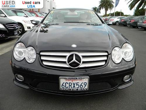 For sale 2008 passenger car mercedes sl 2008 mercedes benz for Mercedes benz repair torrance ca