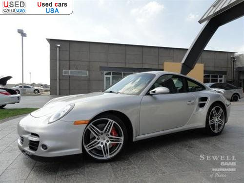for sale 2007 passenger car porsche 911 turbo plano insurance rate quote price 74932 used cars. Black Bedroom Furniture Sets. Home Design Ideas