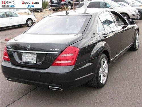 For sale 2011 passenger car mercedes s 2011 mercedes benz for Mercedes benz insurance cost