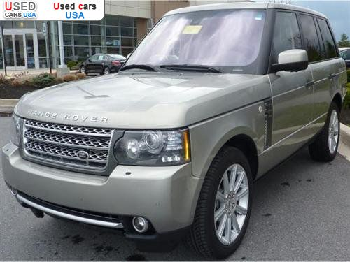 For Sale 2010 Range Rover Sc Clarksville Insurance Rate