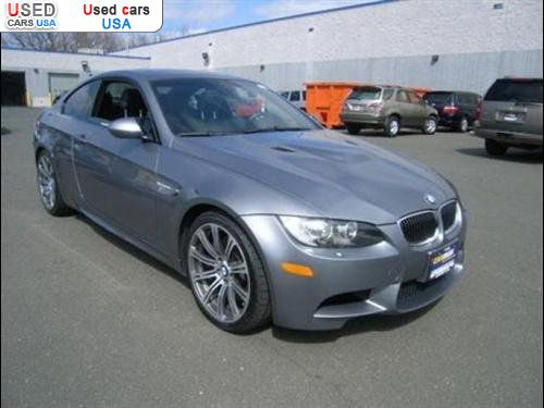 For Sale 2009 passenger car BMW m3 Coupe East Haven
