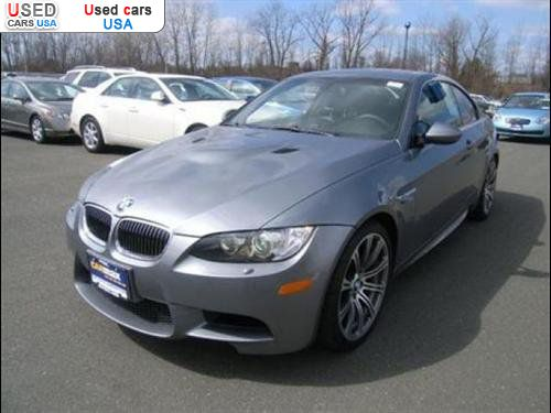 for sale 2009 passenger car bmw m3 coupe east haven. Black Bedroom Furniture Sets. Home Design Ideas