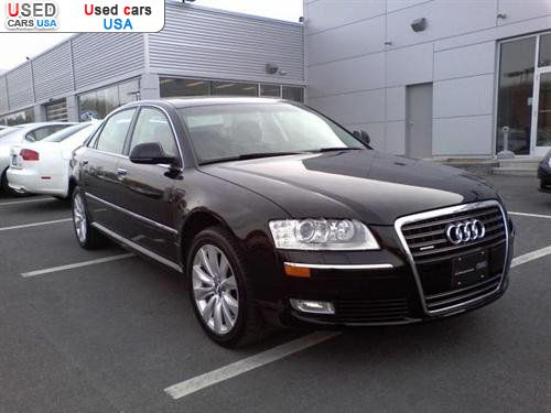 For Sale 2008 Passenger Car Audi A8 4 2 Watertown