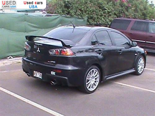 for sale 2010 passenger car mitsubishi lancer evolution evolution gsr aiea insurance rate. Black Bedroom Furniture Sets. Home Design Ideas