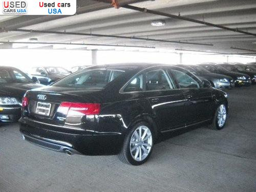 For Sale 2011 passenger car Audi A6 3.0T Prestige ...