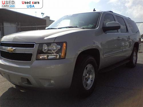 Car Market in USA - For Sale 2007  Chevrolet Suburban 1500