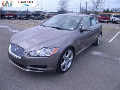for sale 2009 passenger car jaguar xf supercharged louisville insurance rate quote price. Black Bedroom Furniture Sets. Home Design Ideas