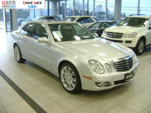 for sale 2007 passenger car mercedes e 2007 mercedes benz e class 3 5l union insurance rate. Black Bedroom Furniture Sets. Home Design Ideas