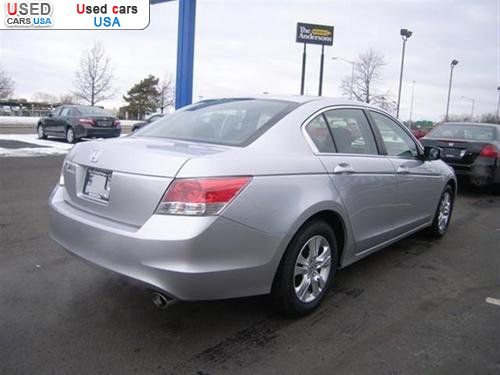For Sale 2010 Passenger Car Honda Accord Sedan Lx P