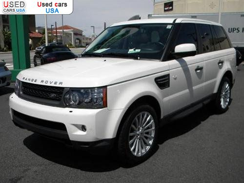 for sale 2010 range rover sport hse redondo beach. Black Bedroom Furniture Sets. Home Design Ideas