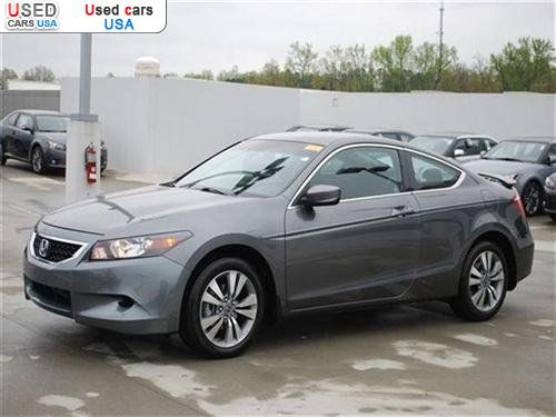 Amazing ... Car Market In USA   For Sale 2009 Honda Accord Coupe LX S