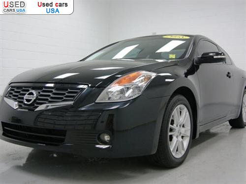 for sale 2008 passenger car nissan altima 3 5 se columbus insurance rate quote price 20315. Black Bedroom Furniture Sets. Home Design Ideas