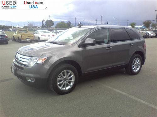 for sale 2010 passenger car ford edge sel bloomington insurance rate quote price 24499 used. Black Bedroom Furniture Sets. Home Design Ideas