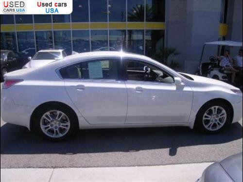 Car Market in USA - For Sale 2009  Acura TL Tech