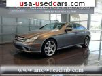2010 Mercedes CLS 2010 Mercedes-Benz CLS-Class 5.5L  used car