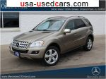 2010 M 2010 Mercedes-Benz M-Class 3.5L  used car