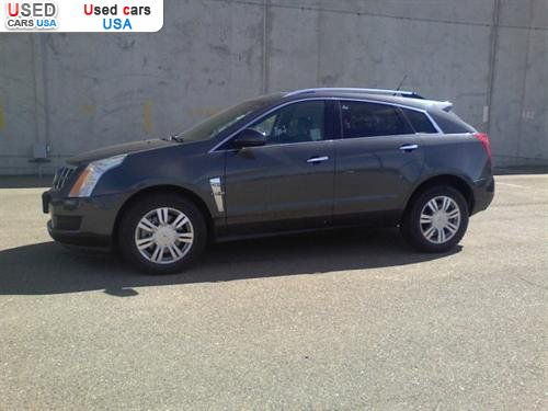 for sale 2010 passenger car cadillac srx luxury collection fairfield insurance rate quote. Black Bedroom Furniture Sets. Home Design Ideas