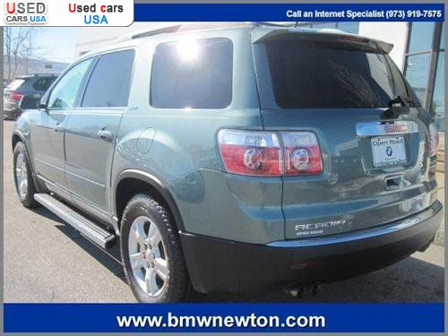 for sale 2009 passenger car gmc acadia slt 1 newton insurance rate quote price 25995 used cars. Black Bedroom Furniture Sets. Home Design Ideas