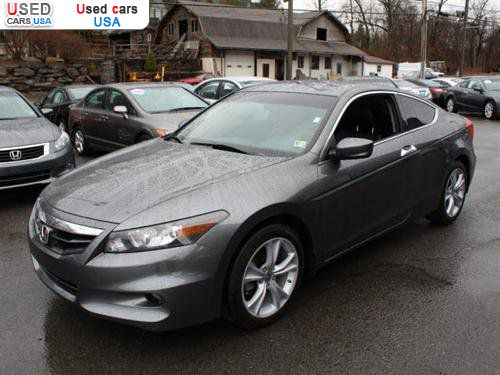 2011 Honda Accord For Sale >> For Sale 2011 Passenger Car Honda Accord Coupe Ex L East