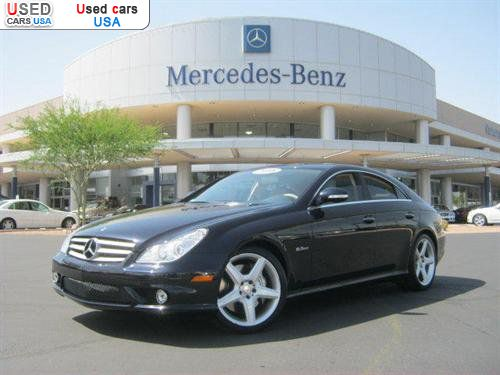 For sale 2008 passenger car mercedes cls 2008 mercedes for Mercedes benz insurance cost