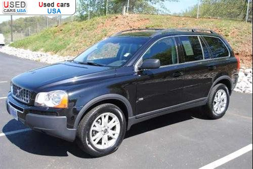 for sale 2005 passenger car volvo xc90 2005 volvo xc90 knoxville insurance rate quote price. Black Bedroom Furniture Sets. Home Design Ideas