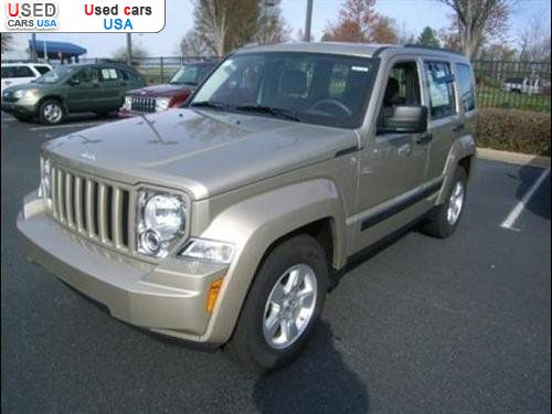 For Sale 2010 passenger car Jeep Liberty Sport, Knoxville ...