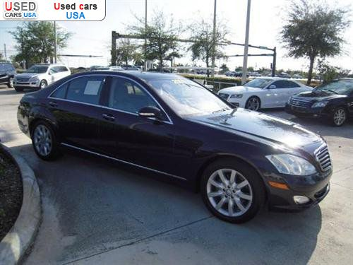 For sale 2008 passenger car mercedes s 2008 mercedes benz for Mercedes benz of pembroke pines used cars
