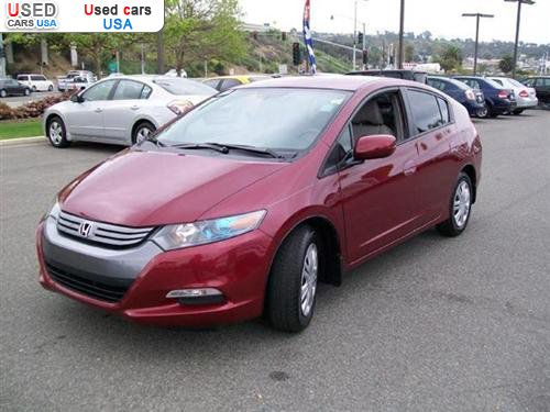 for sale 2010 passenger car honda insight lx san juan capistrano insurance rate quote price. Black Bedroom Furniture Sets. Home Design Ideas