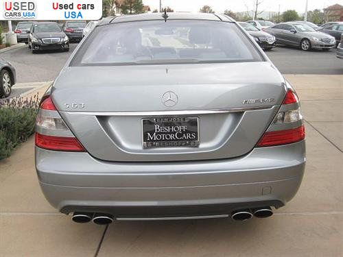 For Sale 2008 Passenger Car Mercedes S 2008 Mercedes Benz