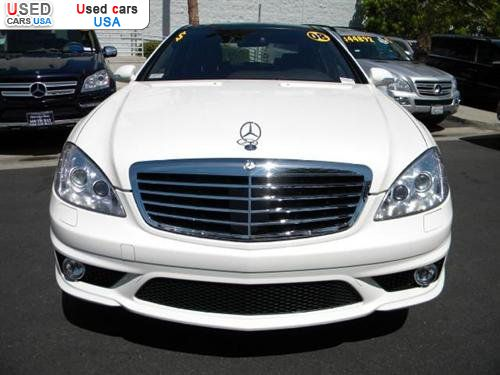 For sale 2008 passenger car mercedes s 2008 mercedes benz for Mercedes benz repair torrance ca