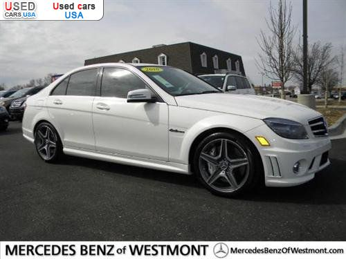 For sale 2010 passenger car mercedes c 2010 mercedes benz for Mercedes benz of westmont il