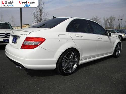 for sale 2010 passenger car mercedes c 2010 mercedes benz c class 6 3l amg westmont insurance. Black Bedroom Furniture Sets. Home Design Ideas