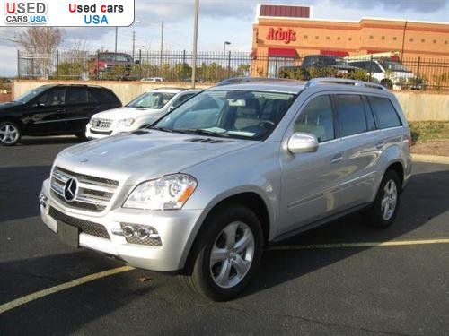 For sale 2010 passenger car mercedes gl 2010 mercedes benz for Mercedes benz of winston salem